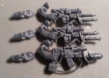 Warhammer 40k Ork Nobz Rokkit Kombi Weapon Bits x3