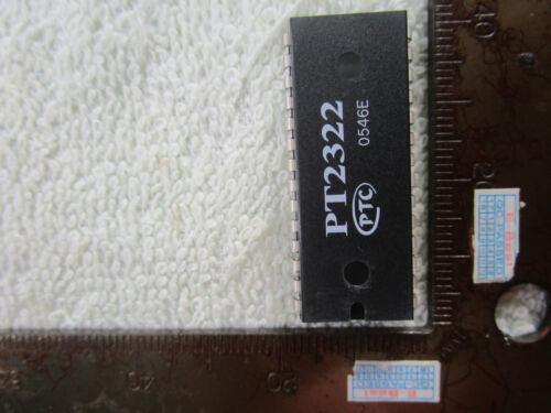 1x PT 2322 PTZ322 PT23Z2 PT232Z PT2322 DIP28 IC Chip