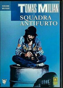TOMAS MILIAN - SQUADRA ANTIFURTO  - DVD EX NOLEGGIO - MEDUSA