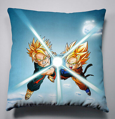 Neu Dragonball Z Anime Kissen Sofakissen Dekokissen Pillow Cushion 40x40CM C5