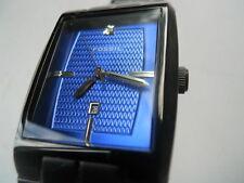 Fossil men's,Quartz,battery,water resistant & Analog dress black watch.Fs-4263
