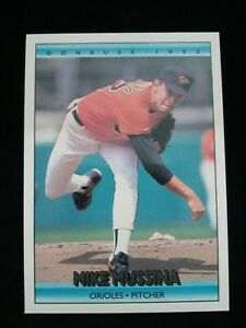 1992-Donruss-632-Mike-Mussina-Hof-RC-Mint