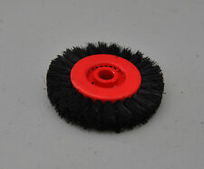 Heidelberg SM MO S-Line Black Brush Wheels Used on Board or Heavy Stock