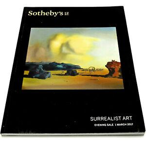 SOTHEBY-039-S-Auction-Catalog-SURREALIST-ART-Mar-2017-L17003-MAGRITTE-PICABIA-TOYEN