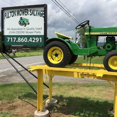 Fulton Mower Salvage