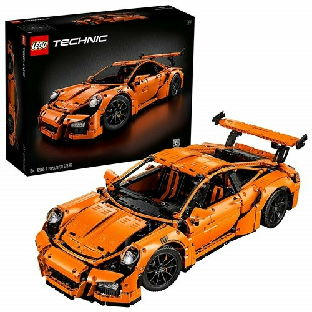 nuovo  LEGO 42056 Technique Porsche 911GT3 RS from JAPAN  Ultimo 2018