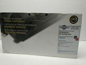 1 pk  Remanufactured MICR Toner CE505A(M) for HP 05A, TROY 02-81500-001 - Black