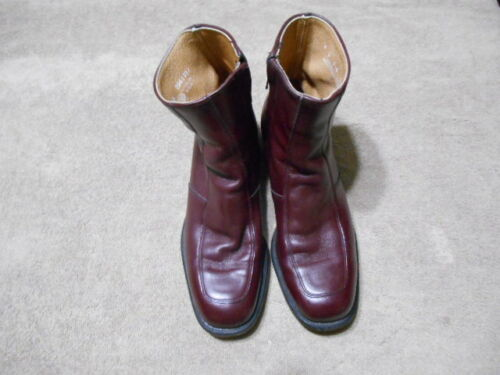 glissière homme taille latérale 9d marron à à fermeture Bottes élégantes pour en O'sullivan cuir w8OPXn0k