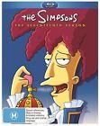 The Simpsons : Season 17 (Blu-ray, 2014, 3-Disc Set)