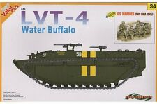 DRAGON 9134 1/35 LVT-4 Water Buffalo