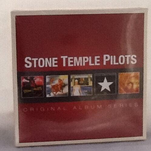 Original Album Series by STONE TEMPLE PILOTS