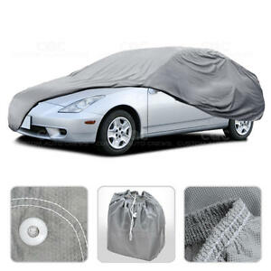 Outdoor Car Cover Waterproof Rain UV For TOYOTA CELICA COUPE