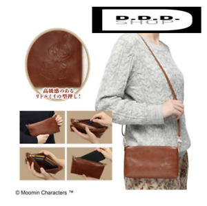 taito Moomin PU leather shoulder bag Lilla My design japan limited goods kawaii