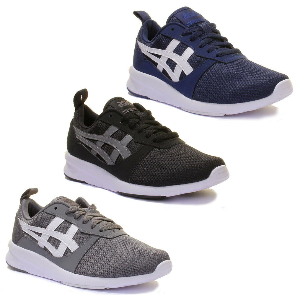 ASICS Lyte Jogger Scarpe da ginnastica unisex varie Sportwear Scarpe classiche da uomo