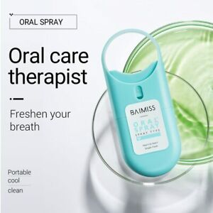 Bad Breath Treatment >> Details About Natural Portable Mouth Freshener Oral Antibacterial Spray Treatment Bad Breath