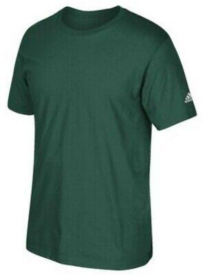 Adidas Men's Adult Short Sleeve Logo T-Shirt Tee 100% Cotton Color Choice 3720A | eBay