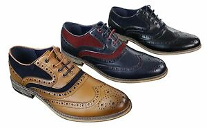 32aed61e7 Details about Men shoes retro brogue gatsby style suede leather real chic-  show original title