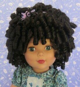 Monique-CURLY-SUE-Dk-Brown-Full-Adj-Cap-Size-12-13-Super-Curly-Moppet