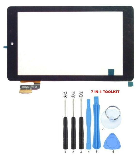 New 7/'/' Touch Screen Digitizer For Tablet NEXTBOOK NX700QC16G NX700QC NX700QC 16