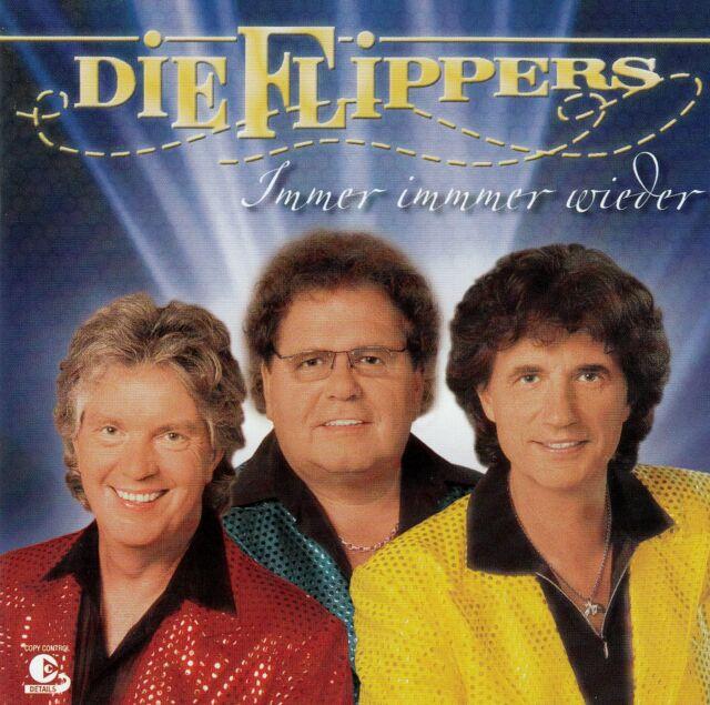 DIE FLIPPERS : IMMER IMMER WIEDER / CD - TOP-ZUSTAND
