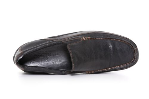 ff9a8f02716 7 of 10 Cole Haan Men s Black Leather Tucker Venetian Loafers 3640 Sz 8.5 M