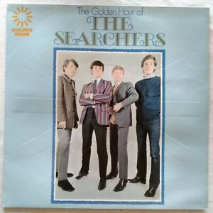THE-SEARCHERS-Unplayed-1972-12-034-LP-Golden-hour-of-GH541-UK