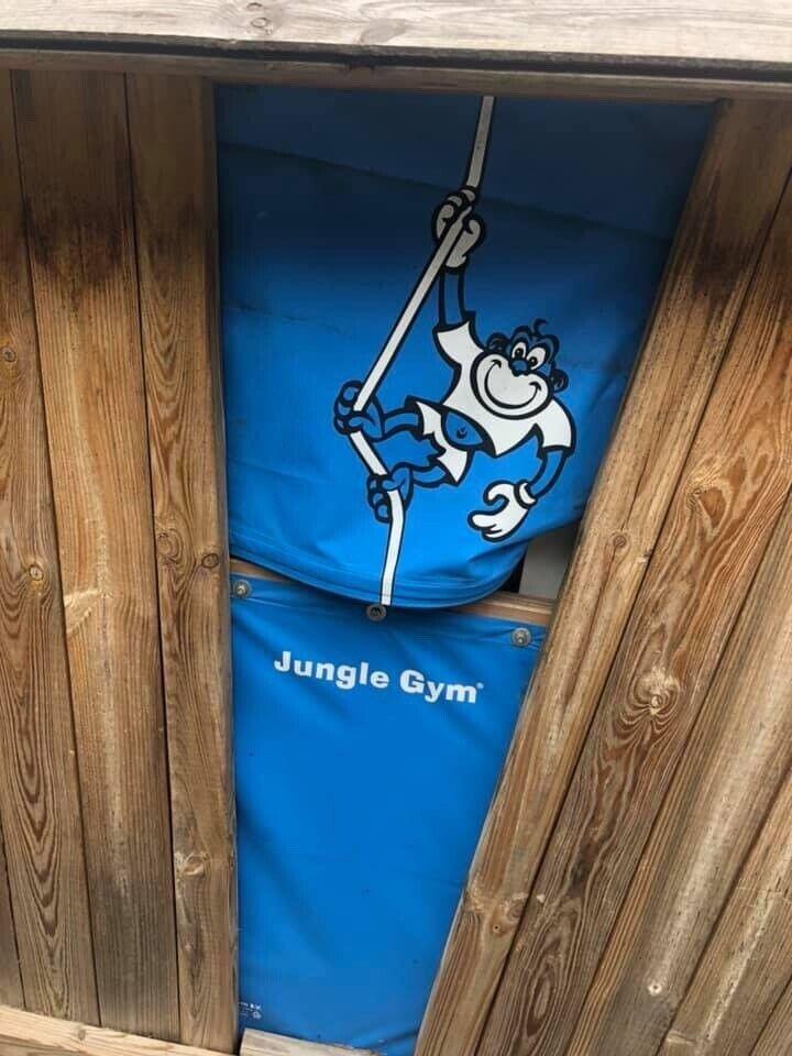 Legehus, Legehus Jungle Gym