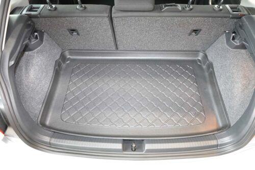 VW POLO VI 2g AW-superiore superficie di carico-Anti Scivolo Tappetino Vasca vano di carico Vasca