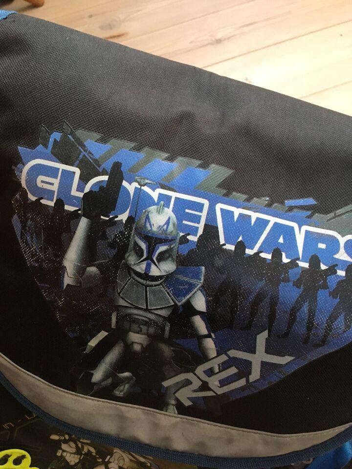 Skoletaske, Star wars
