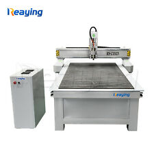 3kw Wood Cnc Router Engraving Drilling Machine Water Cooling Dsp 8ft4ft 1325