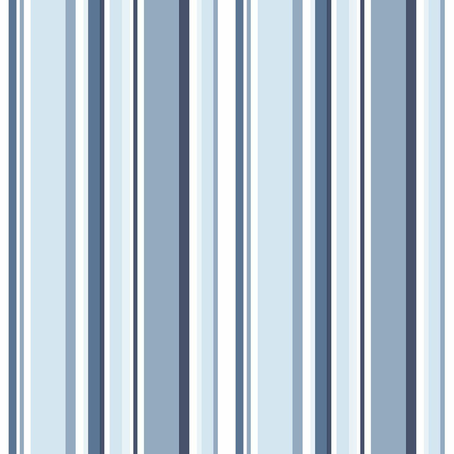 Essener Tapete Simply Stripes 3 ST36911 blue Streifen gestreift Vinyltapete