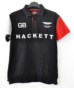 HACKETT LONDON ASTON MARTIN RACING POLO SHIRT