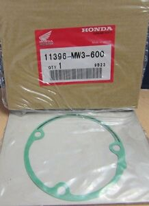HONDA CBR1000 CLUTCH COVER GASKET 11396-MW3-600 NEW OLD STOCK.