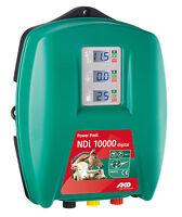 Weidezaungerät Power Profi NDI 10000 digital, AKO Kerbl 230Volt Netzgerät