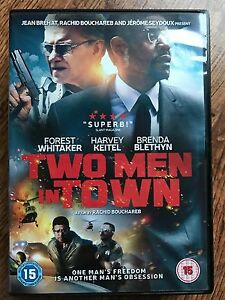 Forest-Whitaker-Harvey-Keitel-TWO-MEN-IN-TOWN-2014-Ex-Con-Crime-Drama-UK-DVD