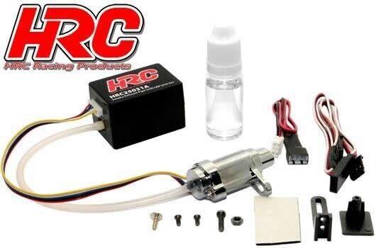 HRC sistema de escape con vapor (humo) y LED set 1 10