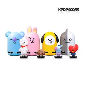 5eb7196887a BT21 K-POP Goods BTS Friends Duo Bluetooth Stereo Portable Speaker ...