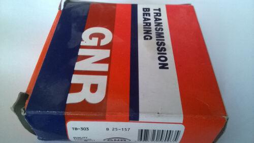 B25-157A-A-CG14 GNR transmisson bearing 25x68x21mm
