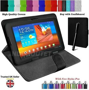 Smart-Stand-Leather-FLIP-Case-Cover-For-2015-Amazon-Kindle-Fire-7-039-039-HD-10-039-039