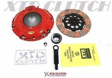 XTD STAGE 3 DUAL FRICTION CLUTCH KIT 98-05 VW PASSAT 95-01 AUDI A6 A4 QUATTRO