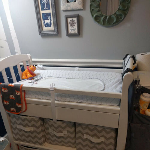 2pcs Baby Urin Auflage Säuglingsbettwäsche Windel ändernde Abdeckung