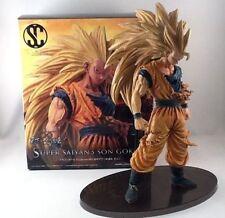 BANPRESTO Super Saiyan 3 Goku Dragon New Ball modeling Tenkaichi Budokai Figure