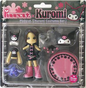 Pinky-Street-Pinky-st-PC007-Sanrio-Hello-Kitty-KUROMI-Rei-Vinyl-Toy-Figure-Anime