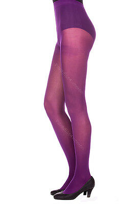 Opaque Tights Choose From 34 Fashionable Colours ,60 Denier,  by Sentelegri