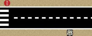 Road-Highway-Street-For-Cars-Interactive-Peel-amp-Stick-Wallpaper-Border-QA4W1525