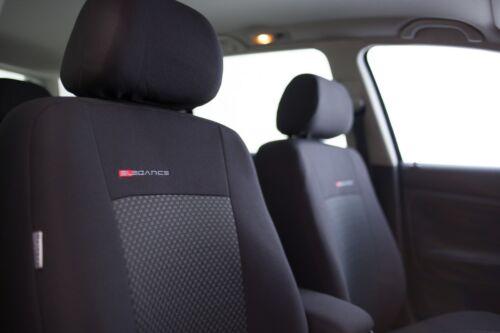 Sitzbezüge Sitzbezug Schonbezüge für Fiat Punto Komplettset Elegance P3