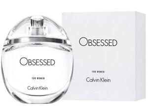 8f7e44ff0 OBSESSED   Calvin Klein 3.4 oz   100 ml Eau De Parfum