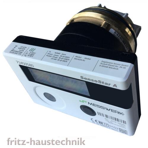 Wärmezähler,Wärmemengenzähler qn 1,5 passend zu Allmess MK Maxx MKMAXX UltraMAXX