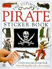 Ultimate Sticker Book Pirate by Publishing DK 9780789415271 (paperback 1997)