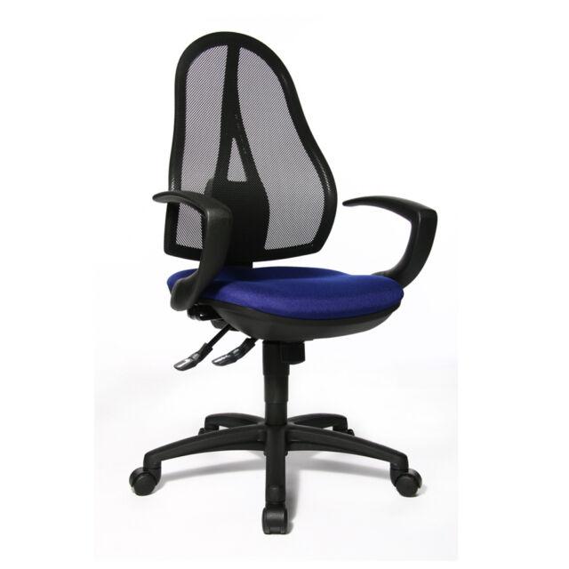 Bürostuhl Schreibtischstuhl Gamer Drehstuhl Topstar Open Point SY rot B-Ware